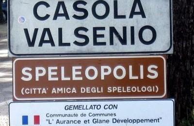 Lo Speleo Club Ibleo sarà presente a Casola 2013