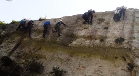 XVI corso di speleologia di I livello, Ragusa dal 30 settembre al 23 ottobre 2016