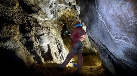 XVII corso di speleologia - Ragusa, 22 settembre - 15 ottobre 2017