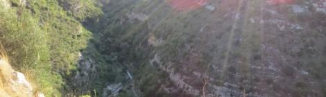 Grotta Burritta e le concerie di Cava Carosello, Noto (SR)