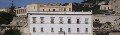 """Sotterranei del palazzo """"S. Anna"""" - Modica"""