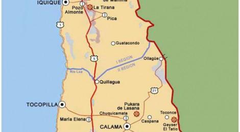 In Cile con la Commissione Grotte Eugenio Boegan
