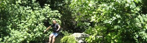Grotta Trovato e Torrente Calcinara, Pantalica, Ferla (SR)